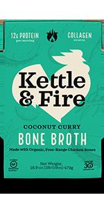 coconut bone broth