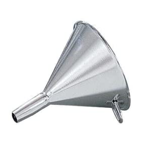 12//Pk 5 mL Cole-Parmer PP Utility Funnel