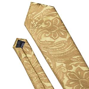 Mens Cream Beige Textured Silk Woven Tie+Hanky /& Cuflinks Set 180