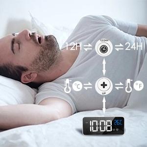 réveil numérique
