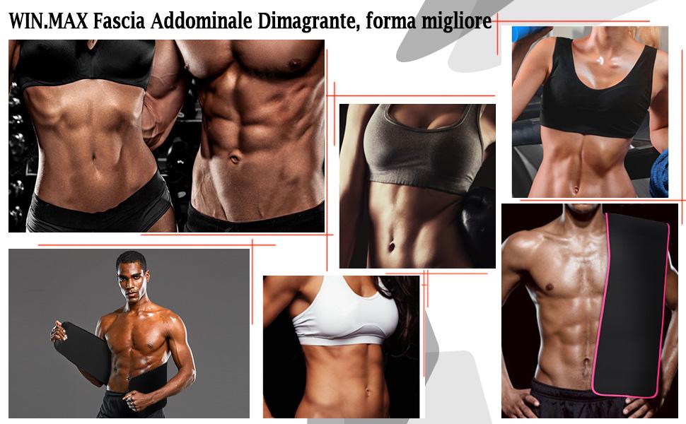 Fascia Addominale Dimagrante