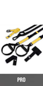 TRX Training - GO Suspension Trainer Kit, Lightest, Leanest ...