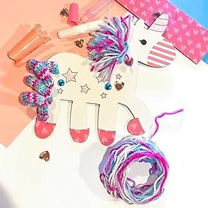 kids crafts, unicorns, kreative kids, kids craft kits, kids art set, arts and crafts, girls crafts