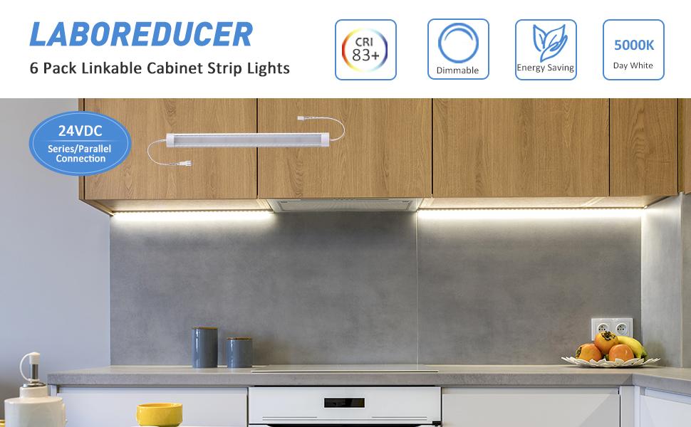under counter lighting