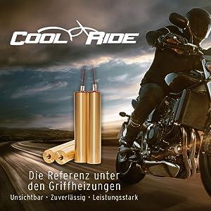 // F/ür Motorrad M8 Gewinde f/ür Handprotektoren, 15 mm Coolride Griffheizungssystem Standard ATV Quad