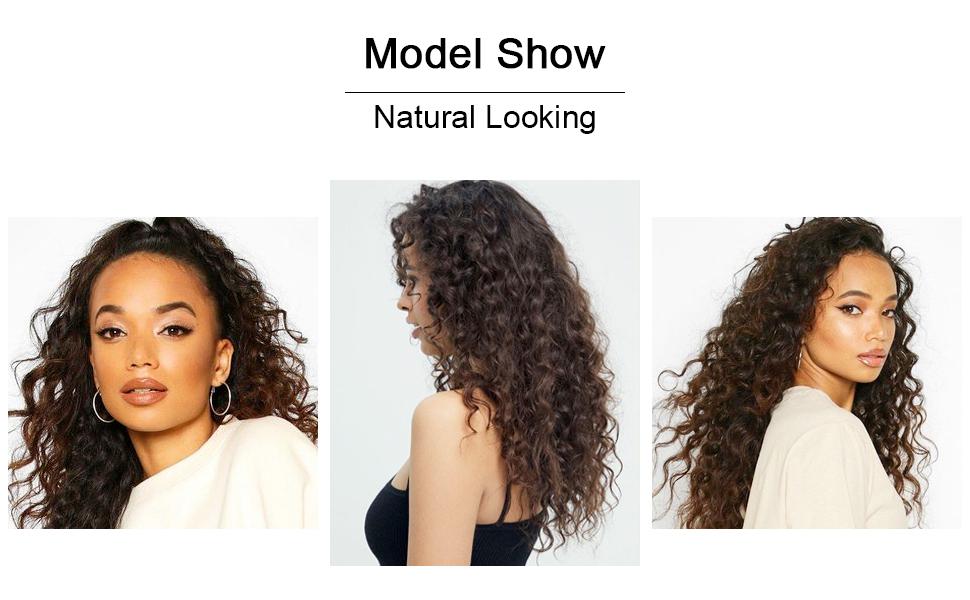 deep wave 13x4 lace human hair wigs