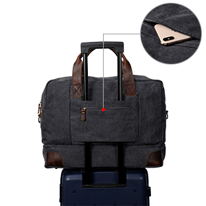sleeve luggage