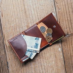 drip 財布 小銭入れ 小さな財布 薄い財布 小さい