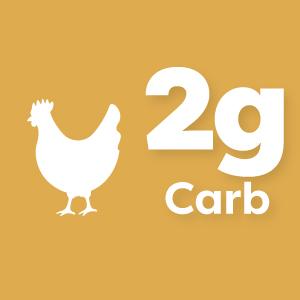 2g Net Carbs