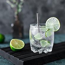 short cocktail straws