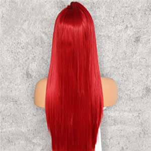 natural synthetic wig
