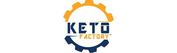 keto factory logo