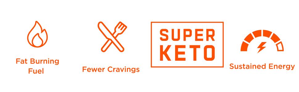 mct coconut oil, curb cravings, feel fuller longer, sustained energy ketones