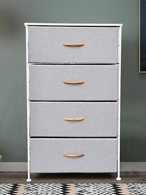 storage dresser tower unit