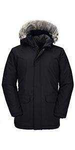 Men's Winter thickened Coat
