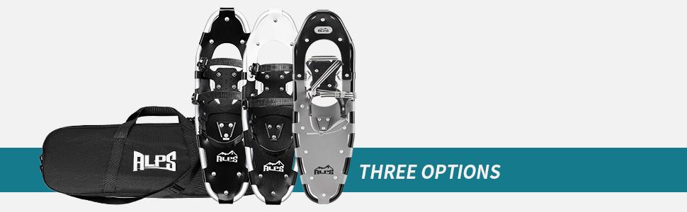ALPS snowshoes for men
