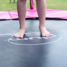 Plum Junior Trampoline for kids