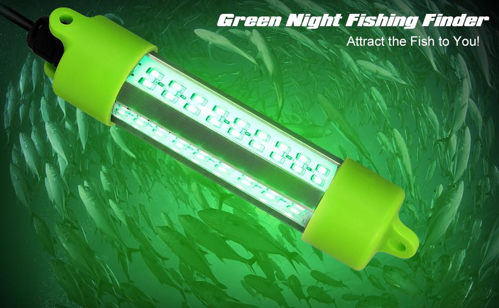 Underwater LED Fishing Light