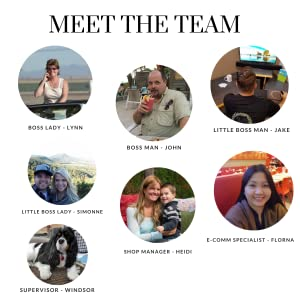 Northland Frames and Gifts Meet Us Team