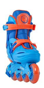 Blue amp; Orange