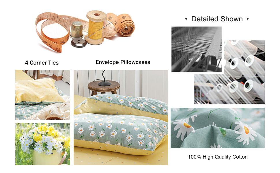 garden floral comforter set