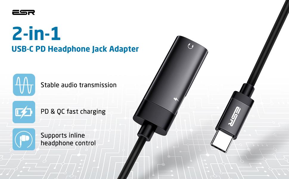 Original Apple IPAD pro 11 12.9 USB Typ C zu 3.5mm Aux Kopfhörer Adapter