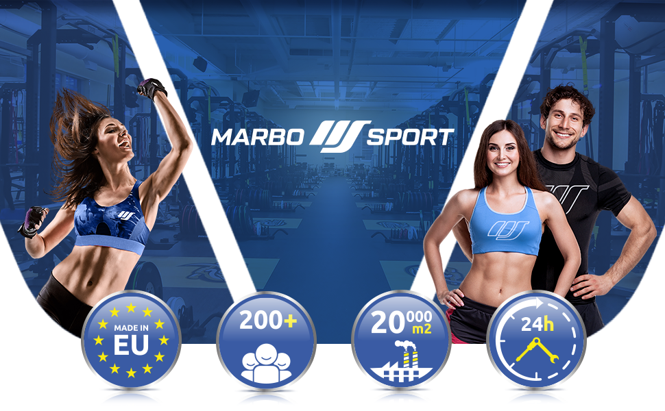 Marbo Sport Barra de dominadas autoportante, Estructura Calisthenics autoportante Regulable en Altura SmartGym SG-13