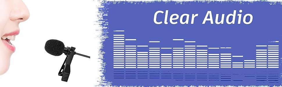 Crystal Clear Audio Quality