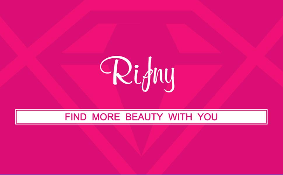 RIFNY hair curling iron
