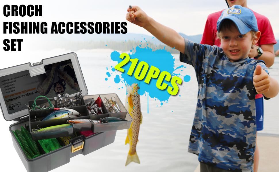 Croch Fishing Accessories Set