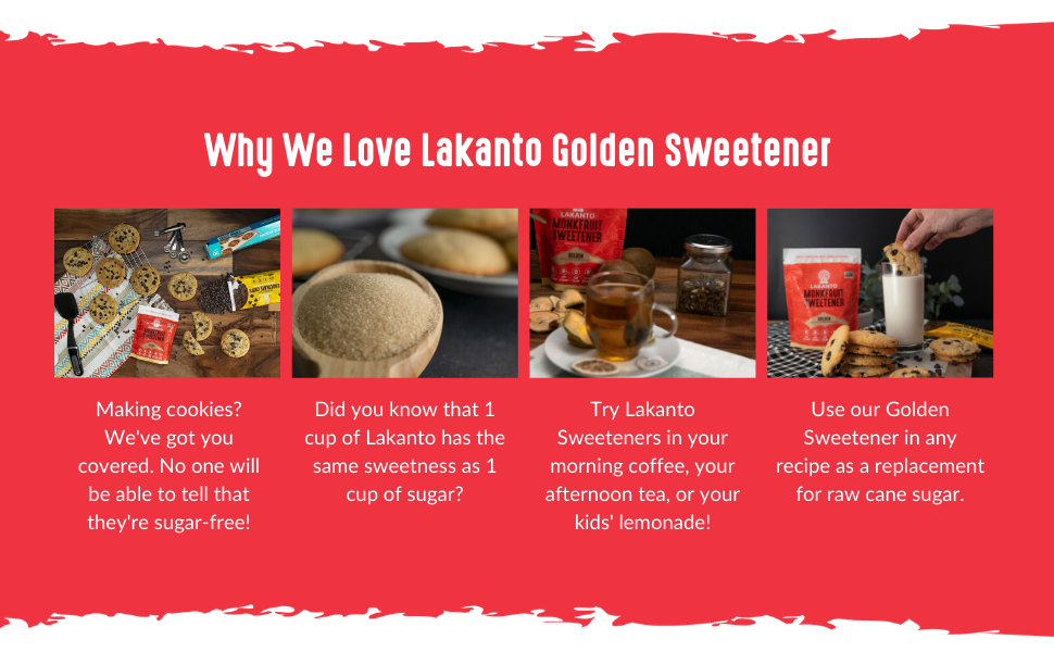 baking, cookies, all-natural sweetener
