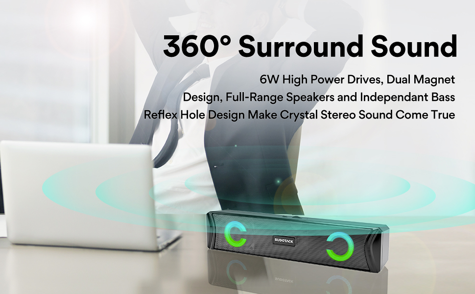 360 degree surround sound