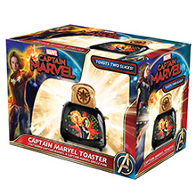 captain marvel box