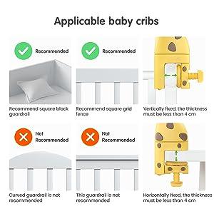 music crib mobile