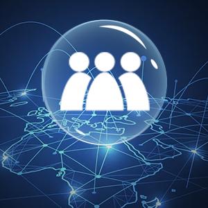 3-parties conferencing