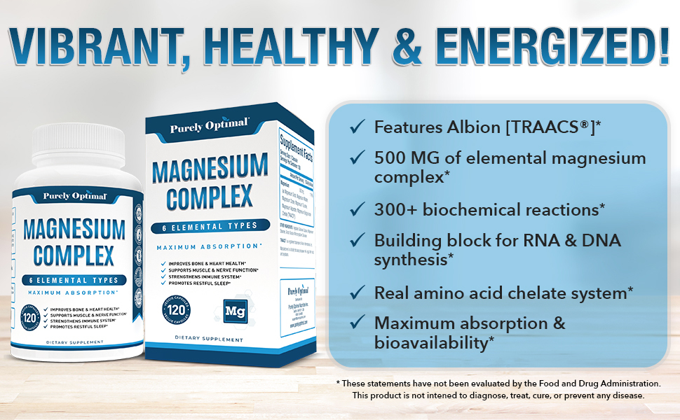 Vibrant, Healthy & Energized