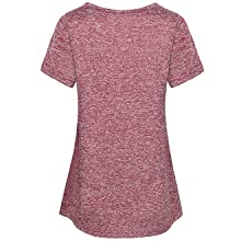 yoga shirts short sleeve