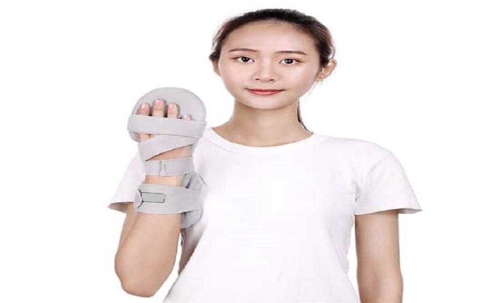 Hand Splint Functional Finger Orthotics, Locks Fingers