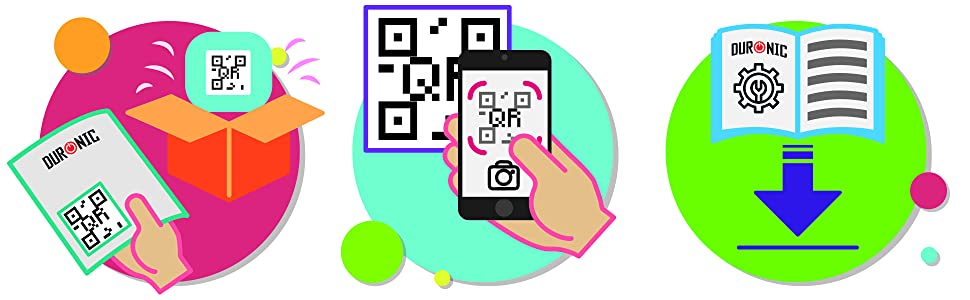 QR code, scan, read, manual, user, instruction, guide, book, pdf, online, download, view