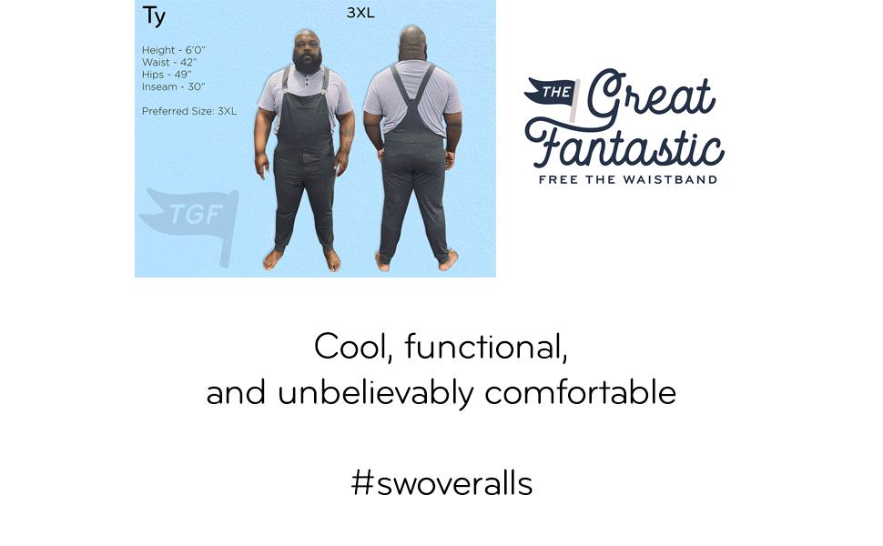 swoveralls size guide
