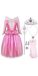Princess Costume, Pink