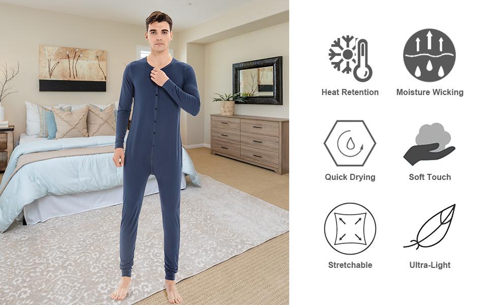 mens onesie pajamas