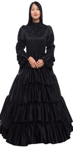 victorain rococo dress
