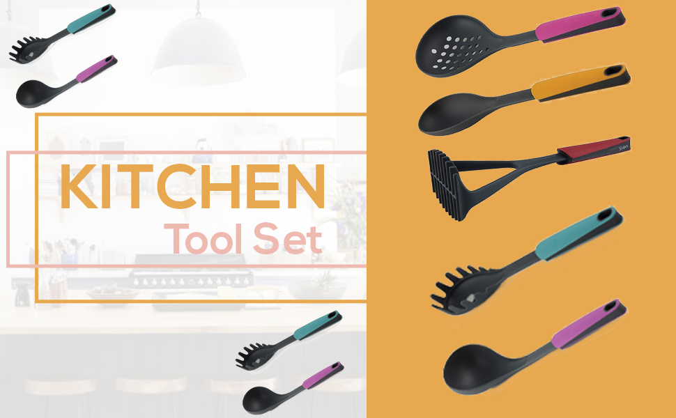 kitchen gift tool set for cooking
