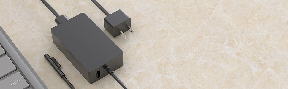 SURFACE BOOK CHARGER