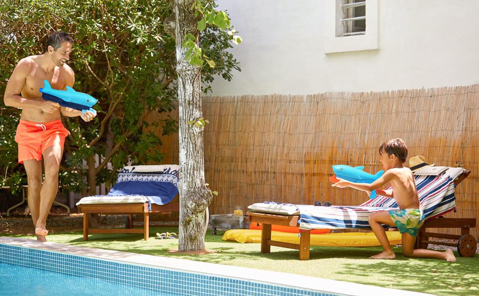 water gun for summer swimming pool party beach backyard outdoor water