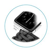 Savior Survival Gear Integrated adapter smart watch 42mm 44mm Series 3 4 5 6