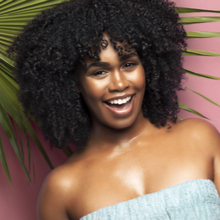coconut hair care