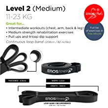 chest press exercise band bench medium black resistance weight band weightlifting powerlifting