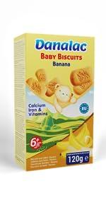 Baby Biscuits Banana